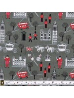 BRITANNIA - ROYAL BRITANNIA - GREY