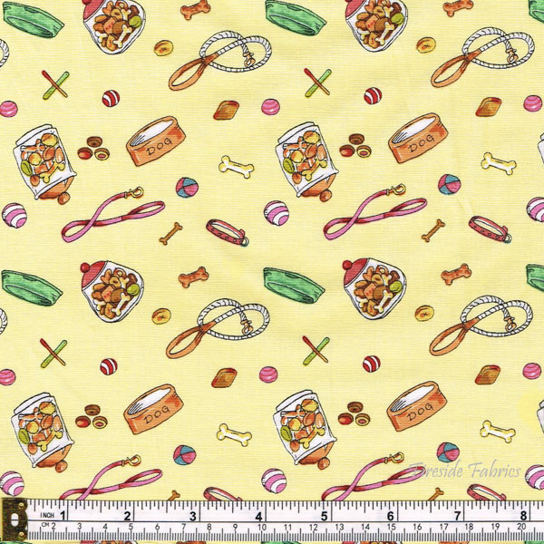 PUPPY LOVE - ICONS - YELLOW