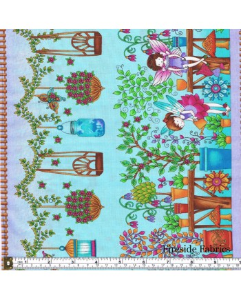 FAIRY LAND - BORDER STRIPE