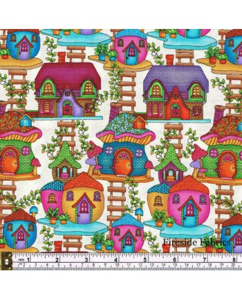 FAIRY LAND - PACKED HOUSES