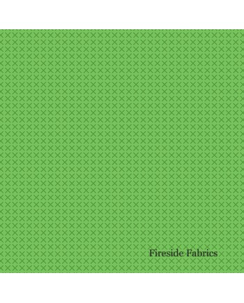 CROSS STITCH - GREEN
