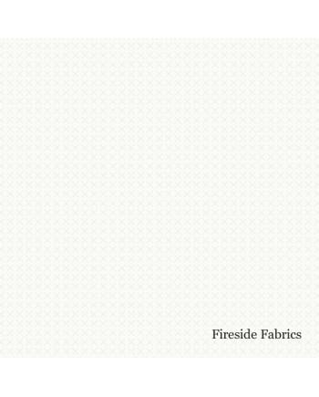 CROSS STITCH - WHITE