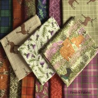 CELTIC COORIE - 15 FAT QUARTER PACK