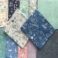 FROM OLD HARRY ROCKS - 12 FAT QUARTER PACK