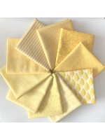 SUNSHINE - 10 FAT QUARTER PACK