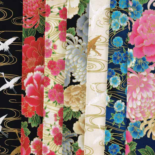 IMPERIAL COLLECTION - 7 FAT QUARTER PACK