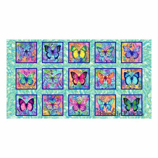 BUTTERFLY PARADISE - PANEL