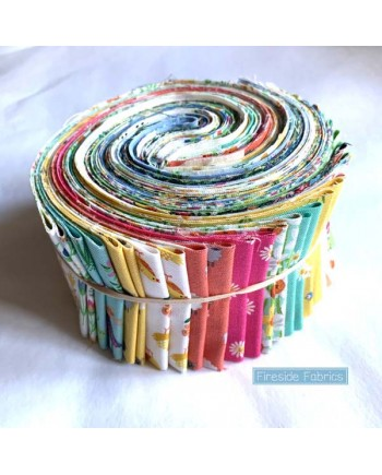 SPRING - FABRIC ROLL 40