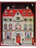 HOUSE ADVENT CALENDAR KIT