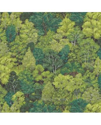 LANDSCAPE - TREES - GREEN