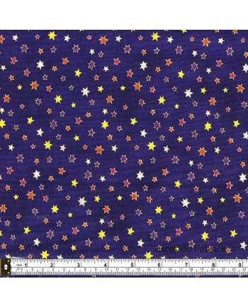 CELESTIAL MAGIC - STARS - INDIGO