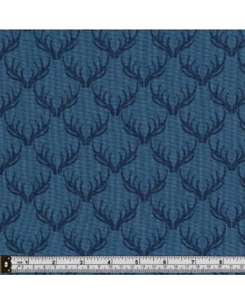 LOCH LEWIS - ANTLERS - BLUE