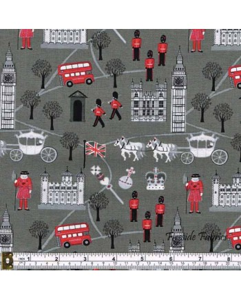 BRITANNIA -ROYAL BRITANNIA - GREY