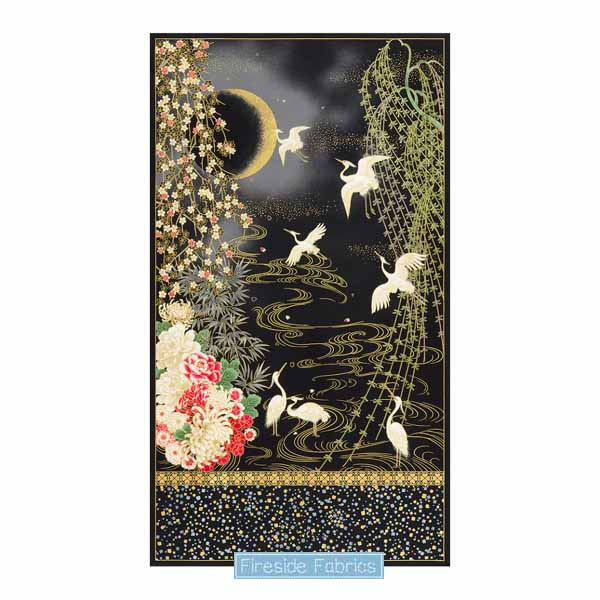 IMPERIAL COLLECTION 16 - CRANE PANEL - ONYX