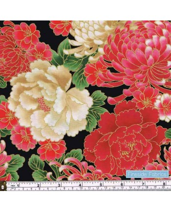 IMPERIAL COLLECTION 16 - PEONY - RED