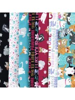 CATTITUDE - 7 FAT QUARTER PACK