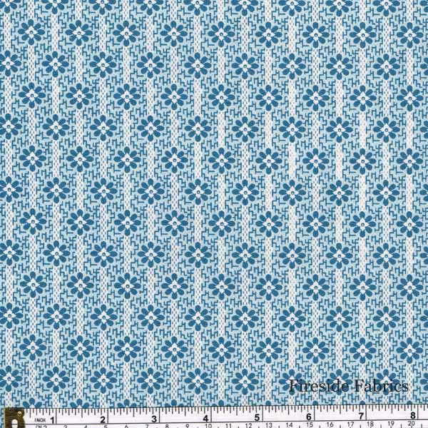 PERFECT UNION - WOVEN - STATE BLUE