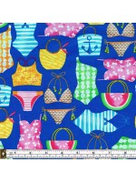JUST BEACHY - SCATTERED SWIMWEAR - BLUE