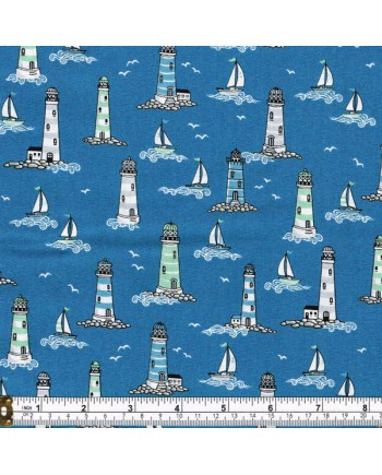 BEACHCOMBER - LIGHTHOUSES (2 Left)