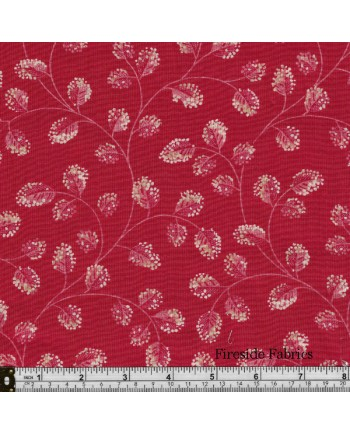 SWEET SIXTEEN - COTTON - RED