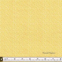 FERN GARDEN LATTICE - YELLOW