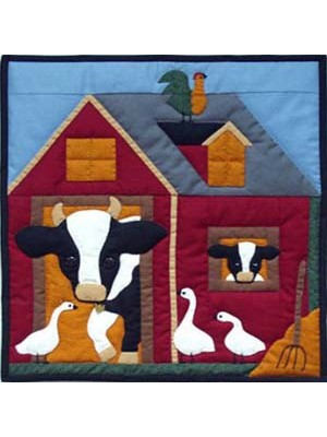 COW WALL QUILT KIT