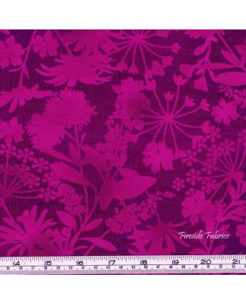 MARIPOSA MEADOWS - FLORAL - PINK
