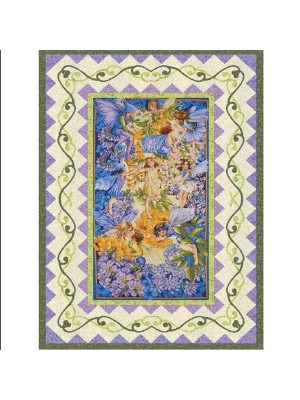 DAWN FAIRIES QUILT KIT