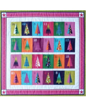 WRAP IT UP ADVENT CALENDAR KIT