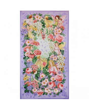 DREAMLAND FLOWER FAIRIES - PANEL