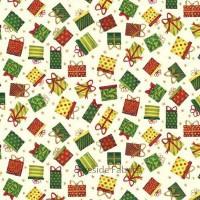 Christmas Presents - Cream
