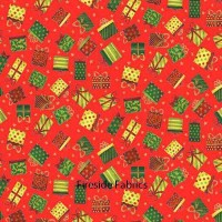 Christmas Presents - Red