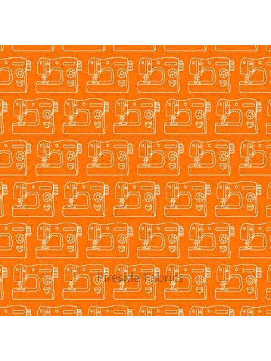 1340N - Sew Simple - Sewing Machines - Orange
