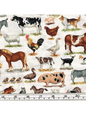 FARM ANIMALS - MIXED BREEDS