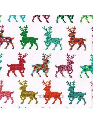 CHRISTMAS FESTIVE - REINDEER