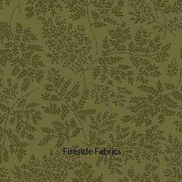 SHERWOOD - FERN - DARK GREEN