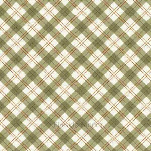 SHERWOOD - PLAID - GREEN