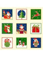 NOVELTY CHRISTMAS - LABELS
