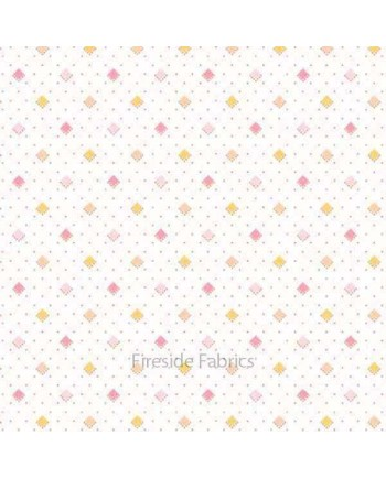 FOR YOUR LOVE - SQUARE DOT - PINK
