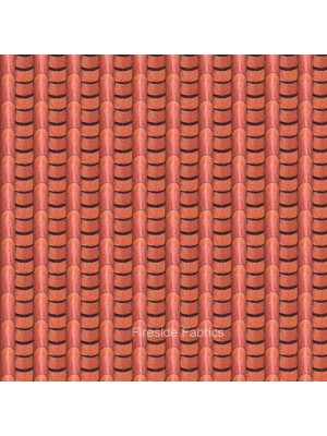 LANDSCAPE MEDLEY - ROOF TILES - RED