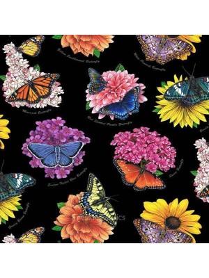 Butterfly Garden - Flowers
