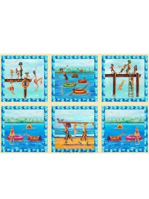 Summertime - Panel