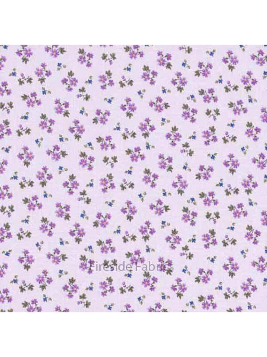 ALISON'S FLOWERS - FORGET ME NOT - LILAC