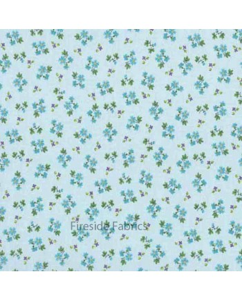 ALISONS FLOWERS - FORGET ME NOT - TURQUOISE