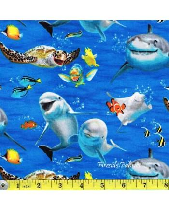 OCEAN SELFIES - FISH