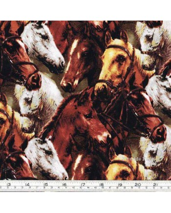 WORLD OF HORSES - CROWD