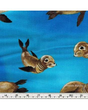 OCEAN - SEAL PUPS  (1 Left)
