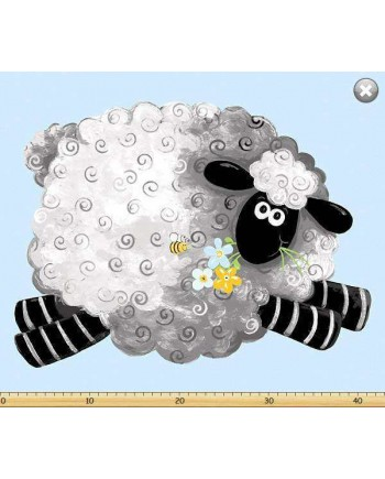 LEWE THE EWE - PLAY MAT PANEL