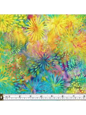 BATIK - FLOWERS - MULTI