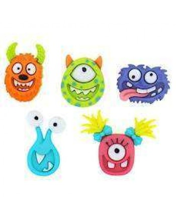 DRESS IT UP BUTTONS - MAD FOR MONSTERS